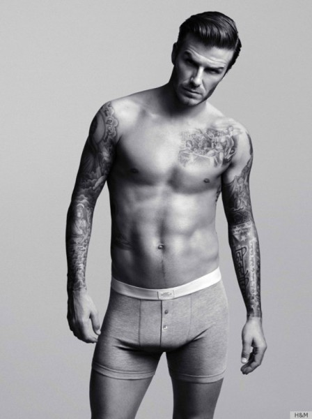 Another Beckham Clothing Line and Brand?
