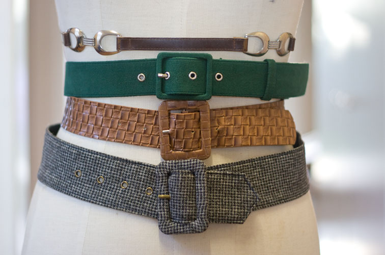How To's: Belts As Acceossories