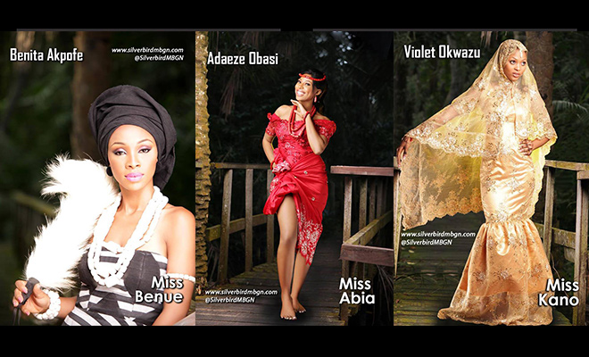MBGN 2014 Finalists In Their Local Traditional Attire+ How to Vote!