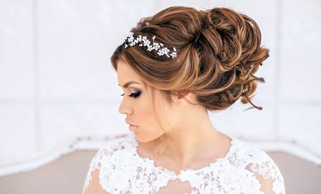 Kamdora Weddings: How to Choose the Perfect Wedding HairStyle For ...