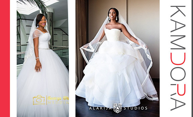 Busty Bridal Dresses
