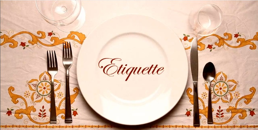 Dining etiquette around the world - Business Insider  |Eating Etiquette