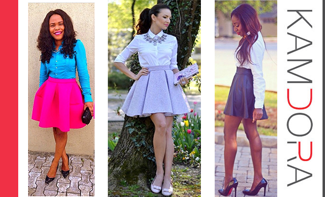 Fun and Flirty Skirts