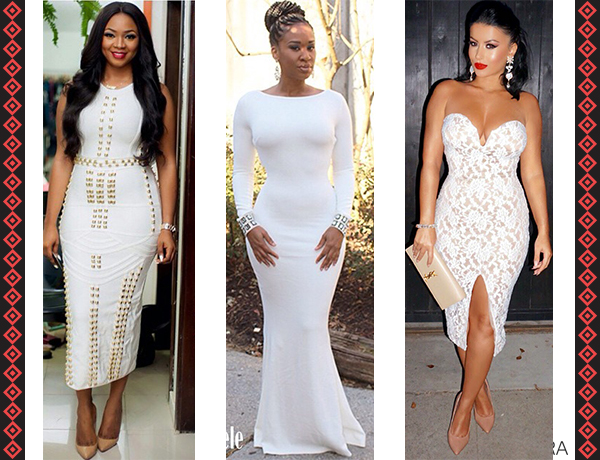 How to Wear White to Someone\'s Else Wedding | Kamdora