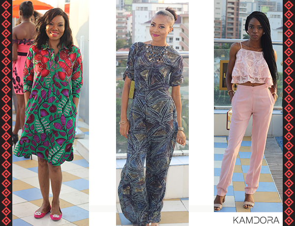 First Photos: The Genevieve Magazine Summer Party