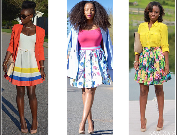 what to wear to your convocation fun flirty skirts kamdora