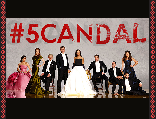 What I Didn't Know Bout Scandal