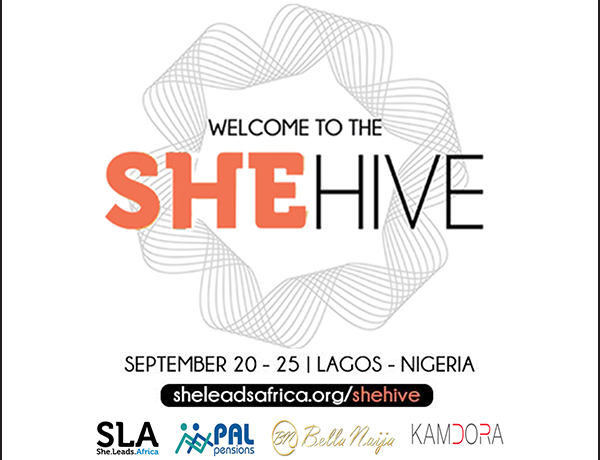 The She Hive: Lagos + Win An All Access Pass