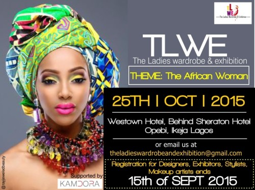 The Ladies Wardrobe and Exhibition (TLWE) 2015