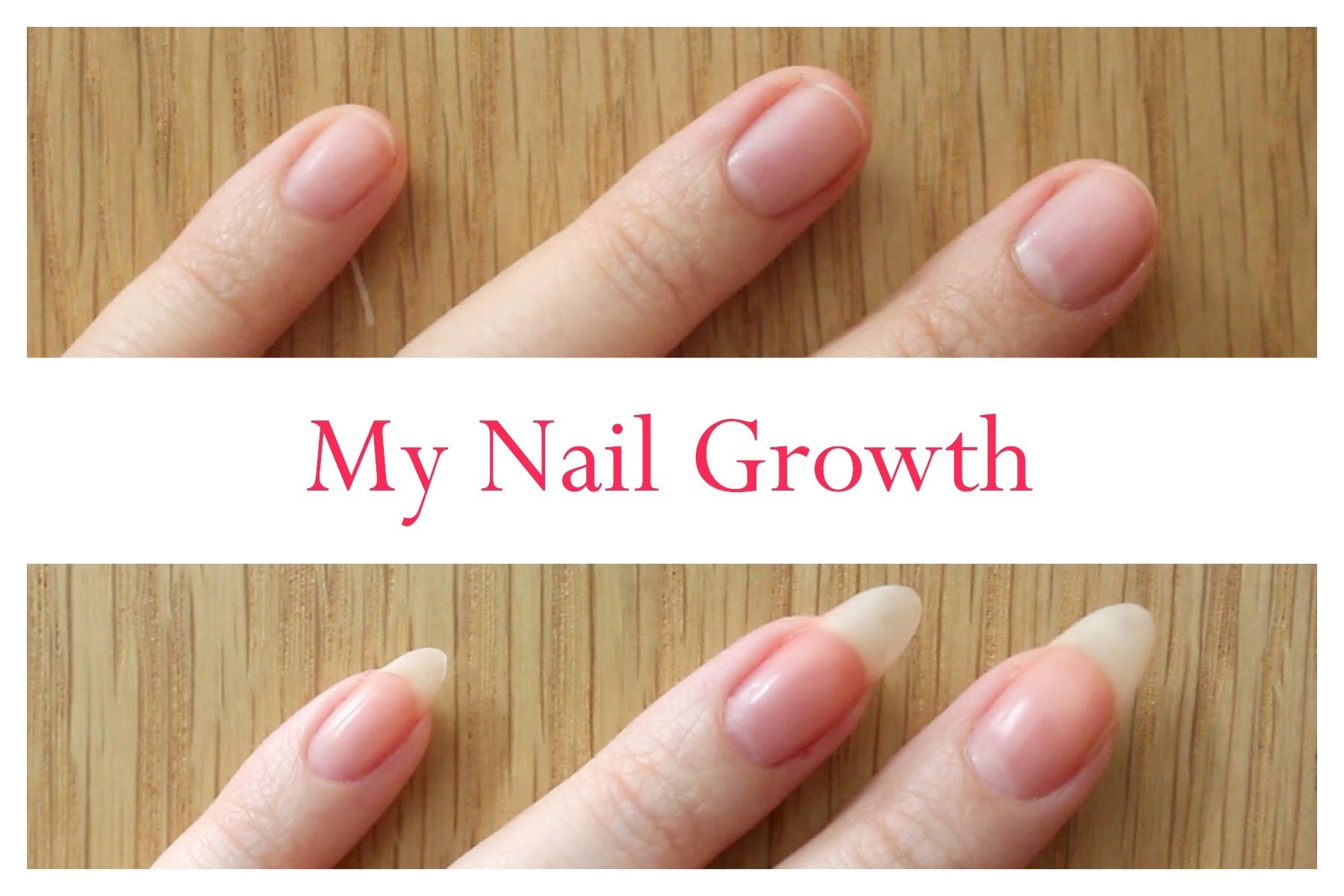 How To Grow Your Natural Nails Long And Strong | Kamdora