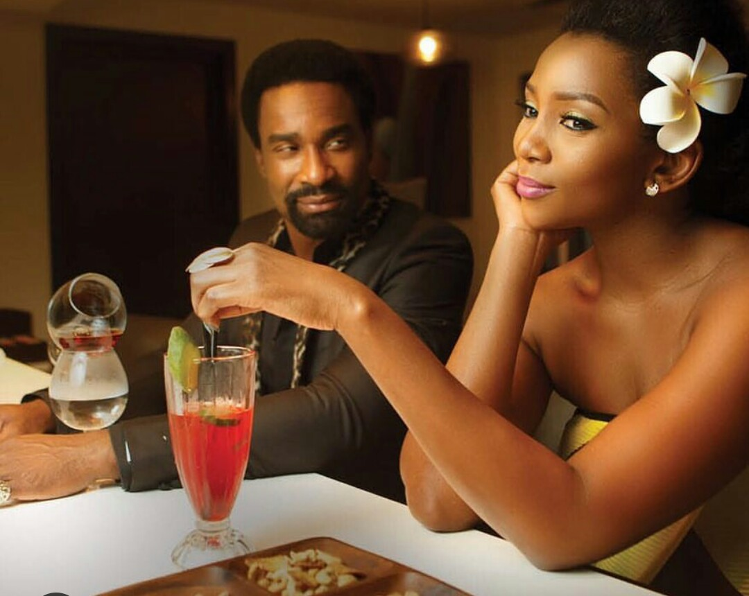 Genevieve Nnaji for Vangaurd Allure Magazine