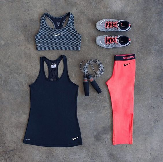 Choosing The Perfect WorkOut Clothes