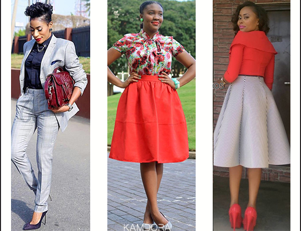 A Professional Woman Should Never Wear Any of These