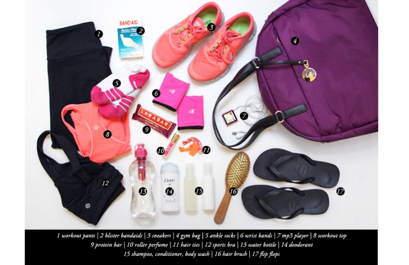 Girls career checklist upgraded work bag photos