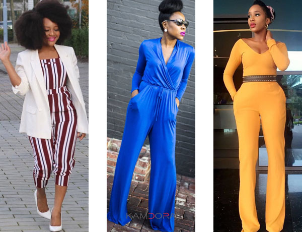 Lagos Mums: Jumpsuit Friday