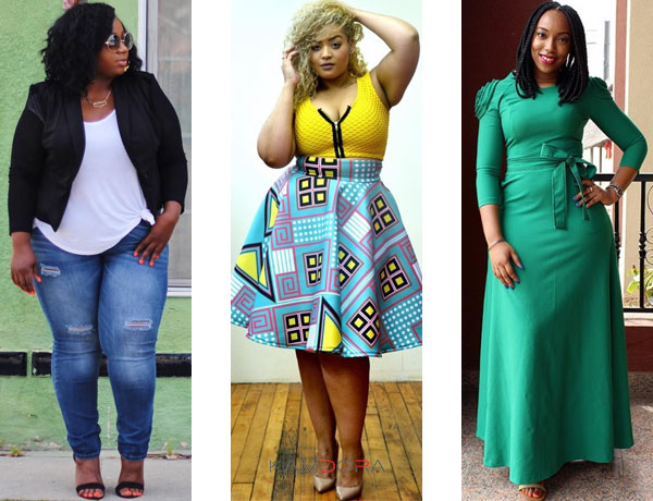 Style Tips For Plus Sized Women Kamdora