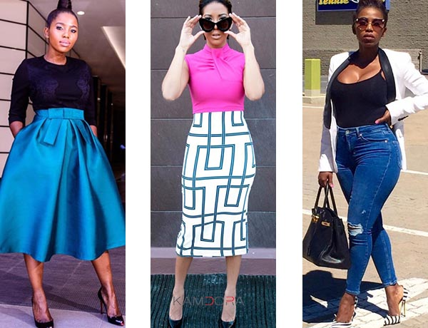 Lagos Mums: Get the High-Waisted Trend Right!