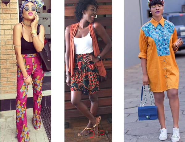 Ankara Styles 107 For Casual Days Kamdora