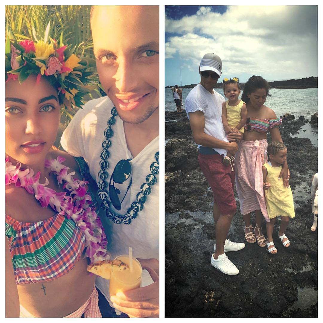 stephen and ayesha curry u0026 39 s daughter  ryan is 1  see photos