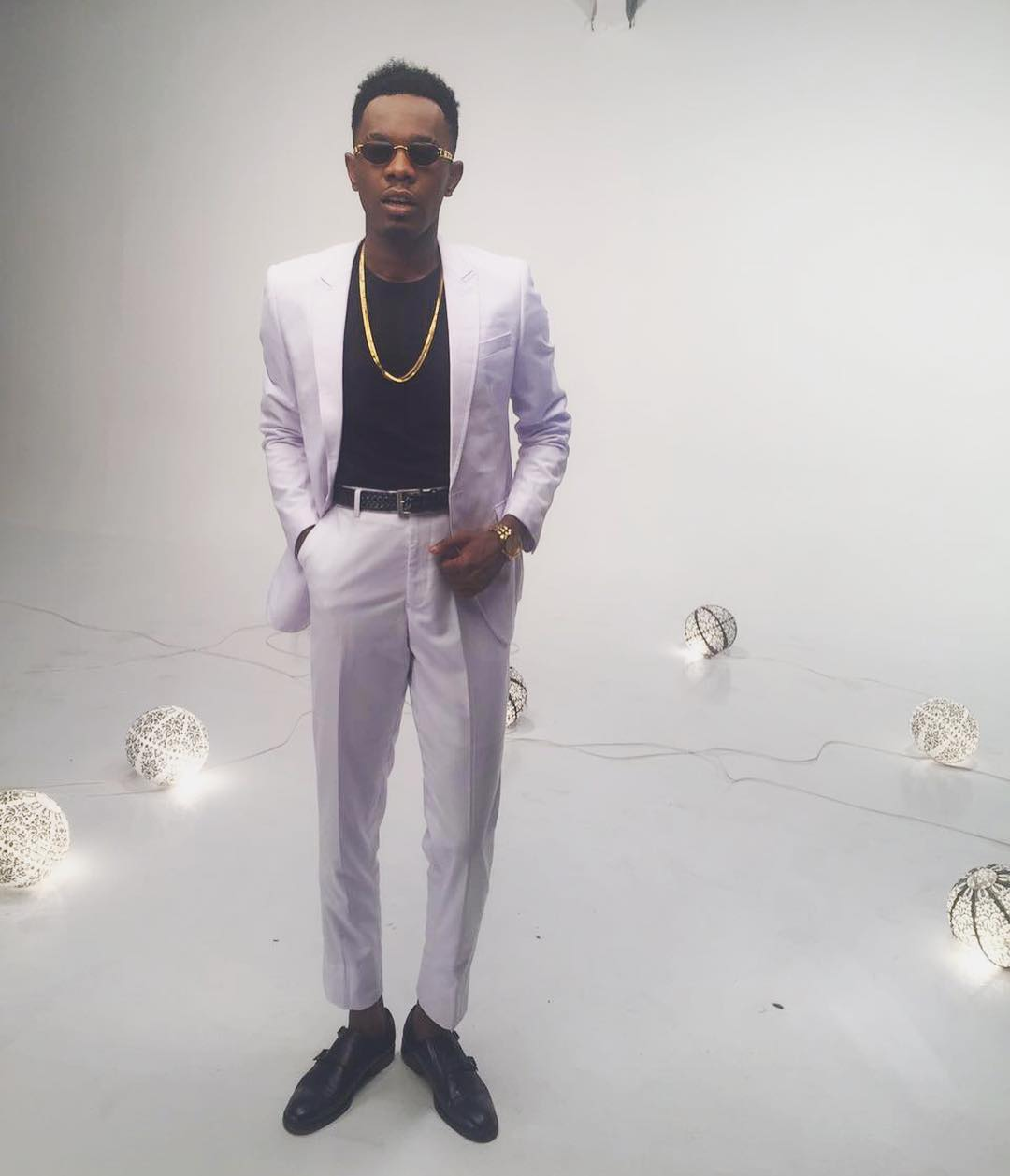"""Patoranking: Singer Says, """"Marriage Is Not In The Question"""