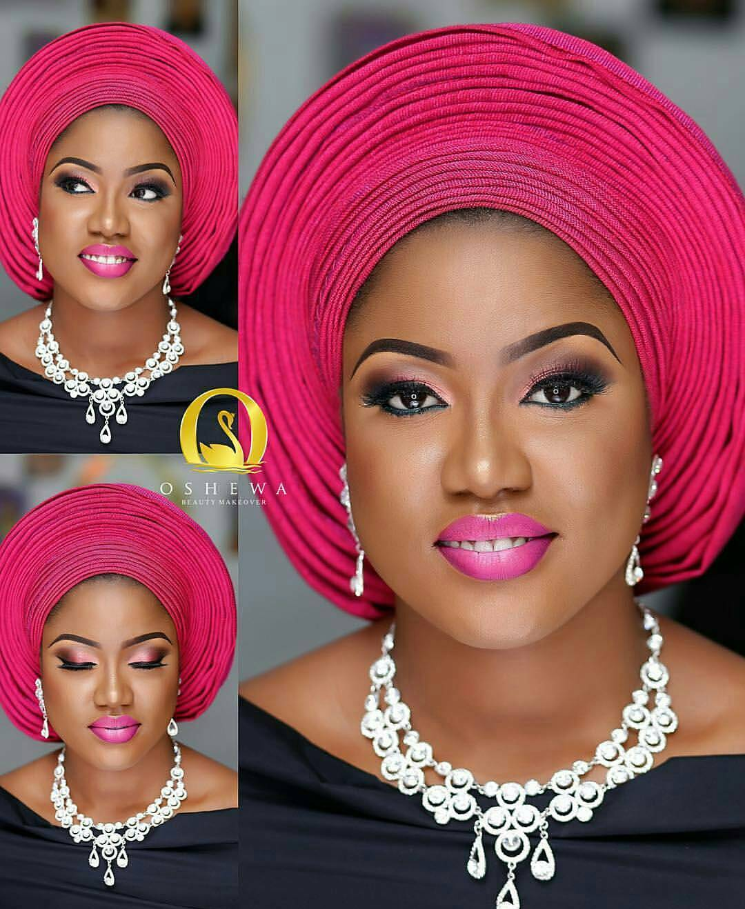 Make Up And Gele #30: Sallah Things!