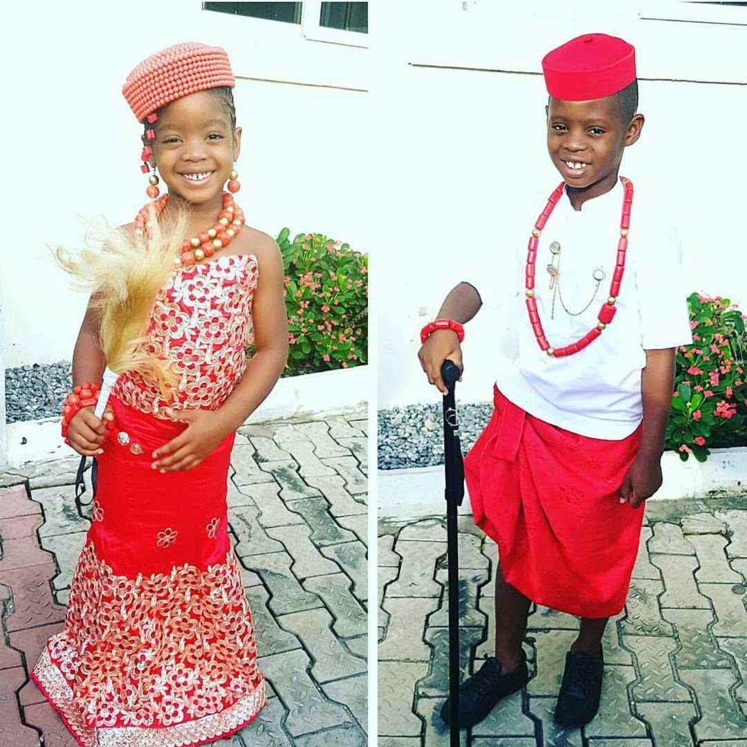 Kids Fashion: Our Ten Favourite Cultural Day Looks