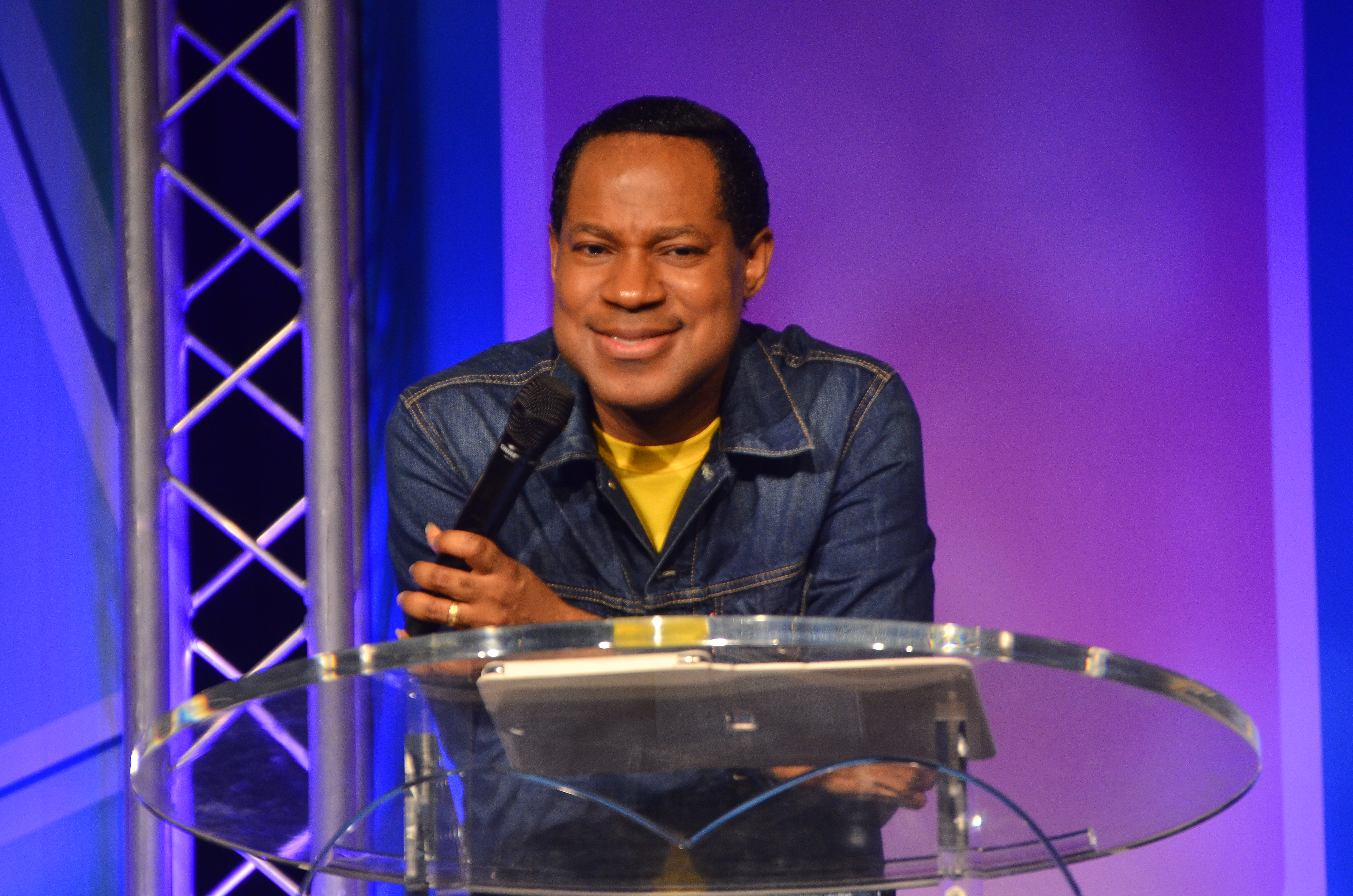 """""""Husband does not mean the male partner in a marriage, husband means master"""" – Pastor Chris Oyakhilome"""