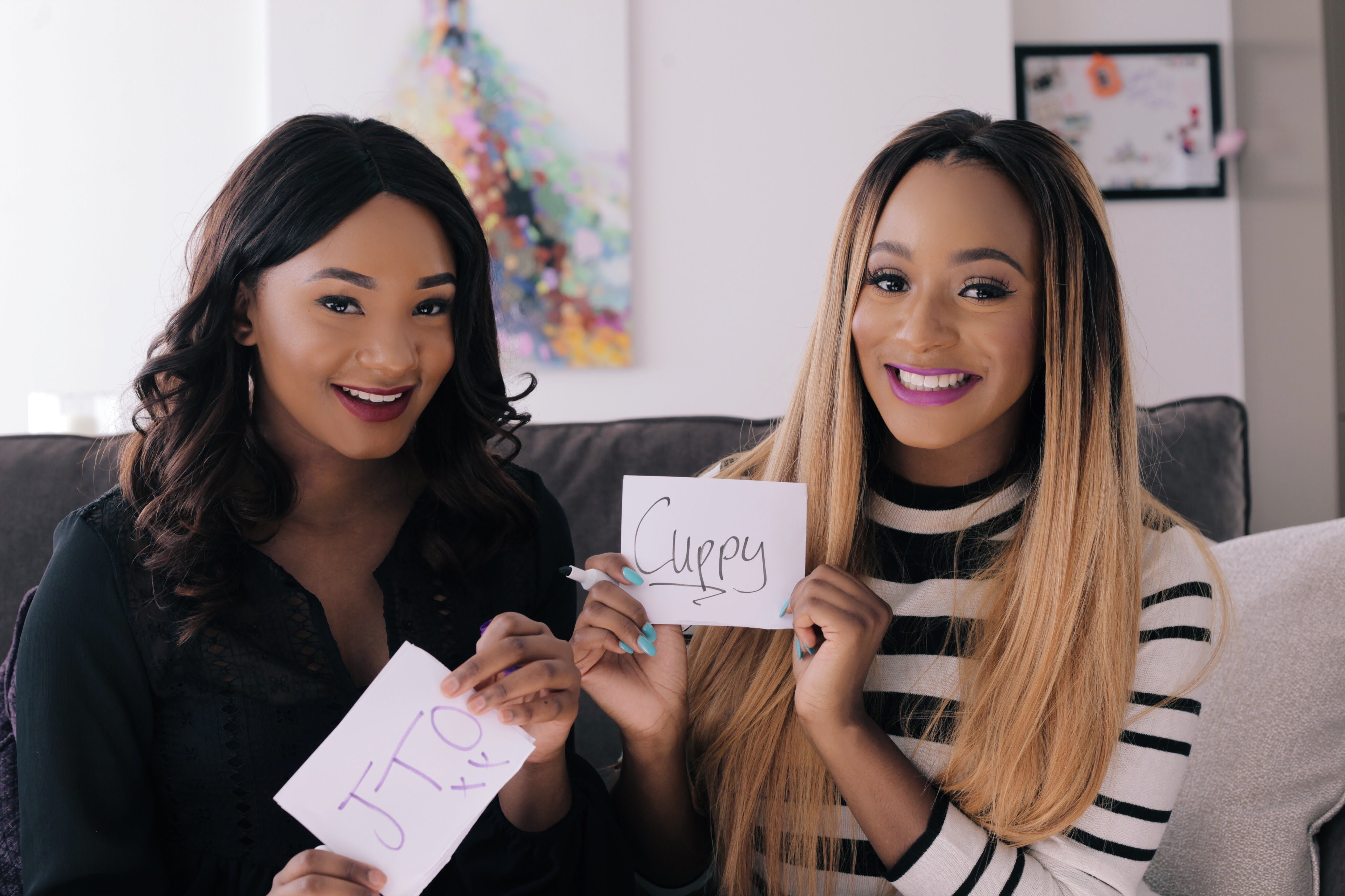 JTO X Cuppy Episode 2: How Well Do You Know Your Sister?