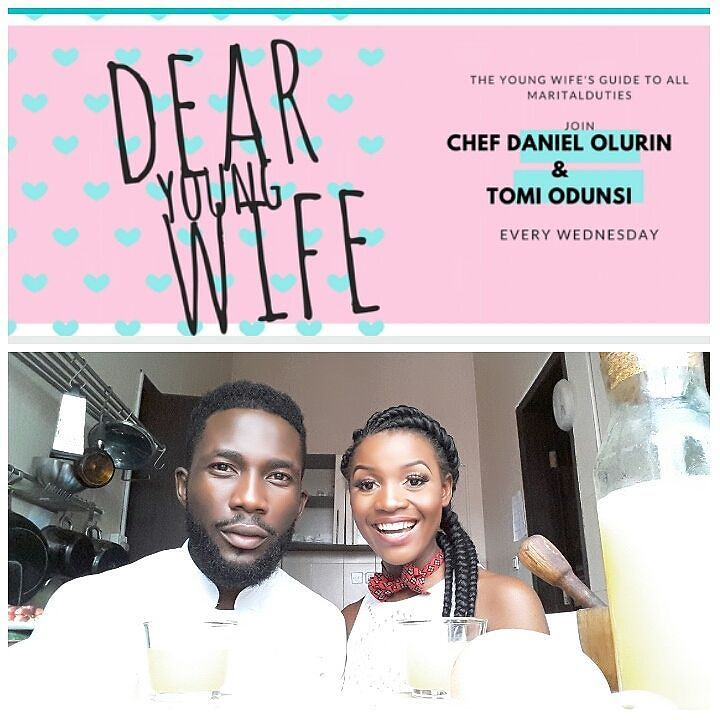 Dear Young Wife, Episode 3 with Tomi Odunsi and Chef Daniel Olurin [Watch Here]