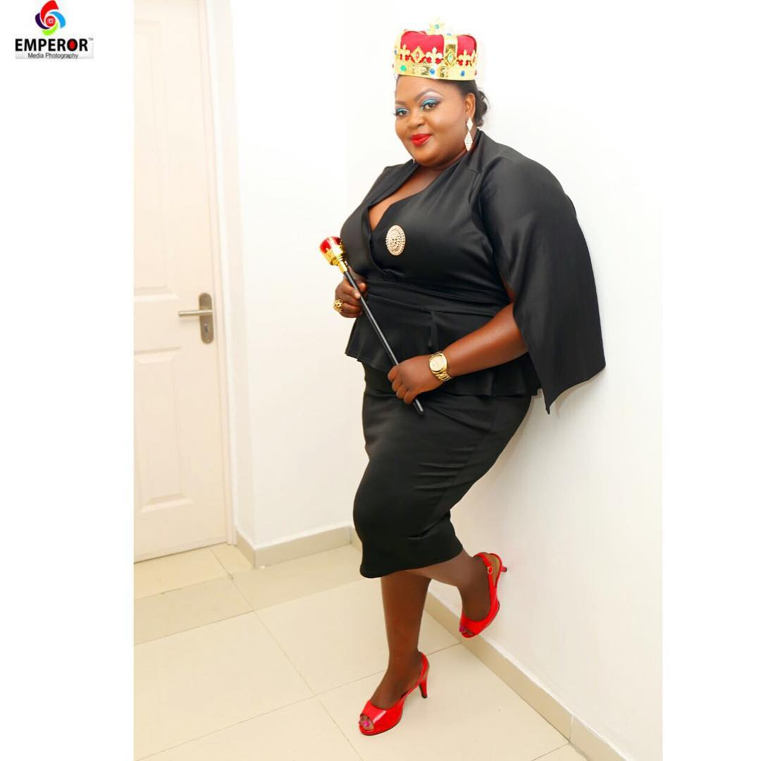 All Photos from Actress Eniola Badmus' Fun-Themed Birthday Party