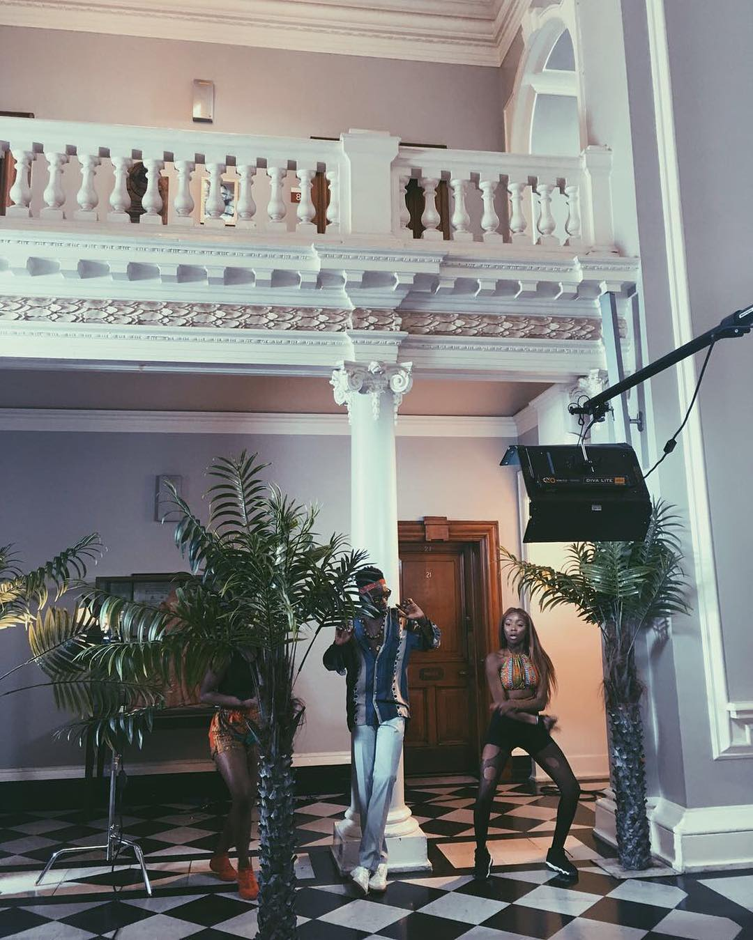 Eugy X Mr Eazi: Dance For Me [New Video]