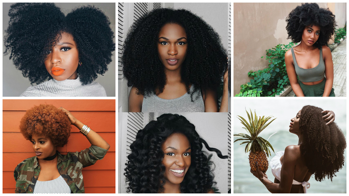 Hair Crush: 5 Natural Hair Beauties You Need To Follow On Instagram