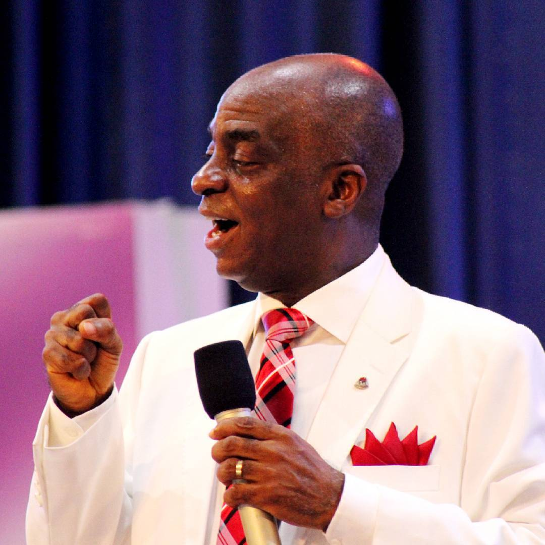What Pastor Faith Oyedepo Wrote to her Hubby Bishop David Oyedepo as he Clocks 62 Today