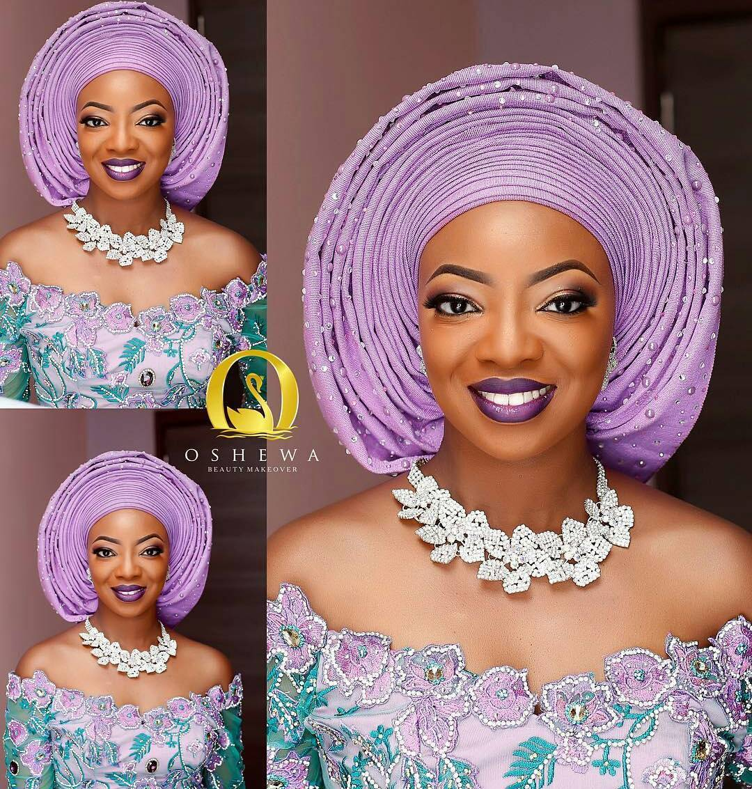 Make Up And Gele #29: Trending!