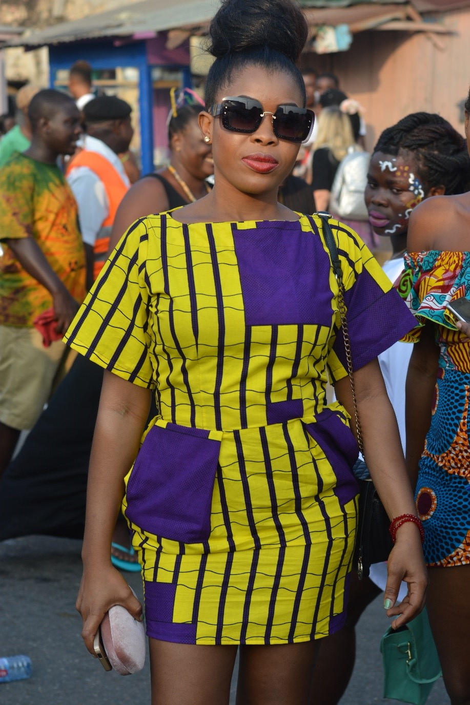 Street Style at the 2016 Chale Wote Street Art Festival in Accra, Ghana