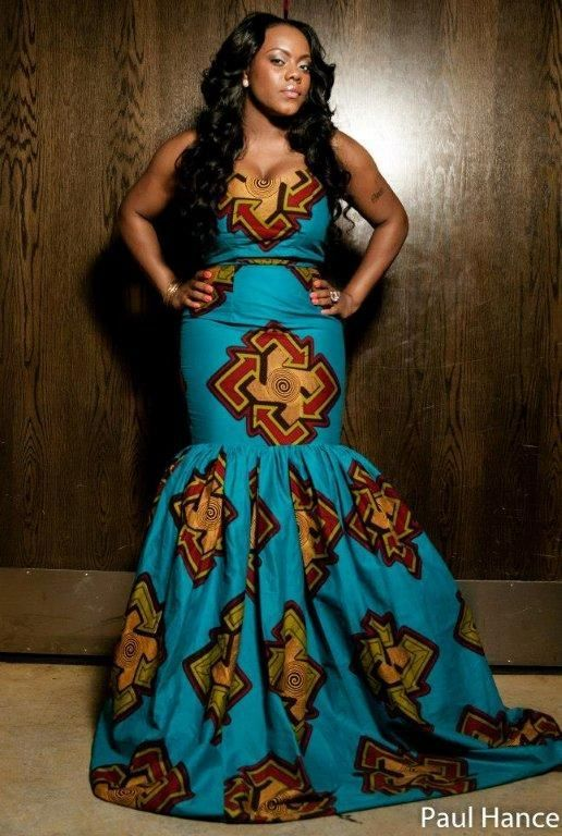 Ankara Inspired Wedding Dresses For Your Nigerian Wedding Kamdora Blog