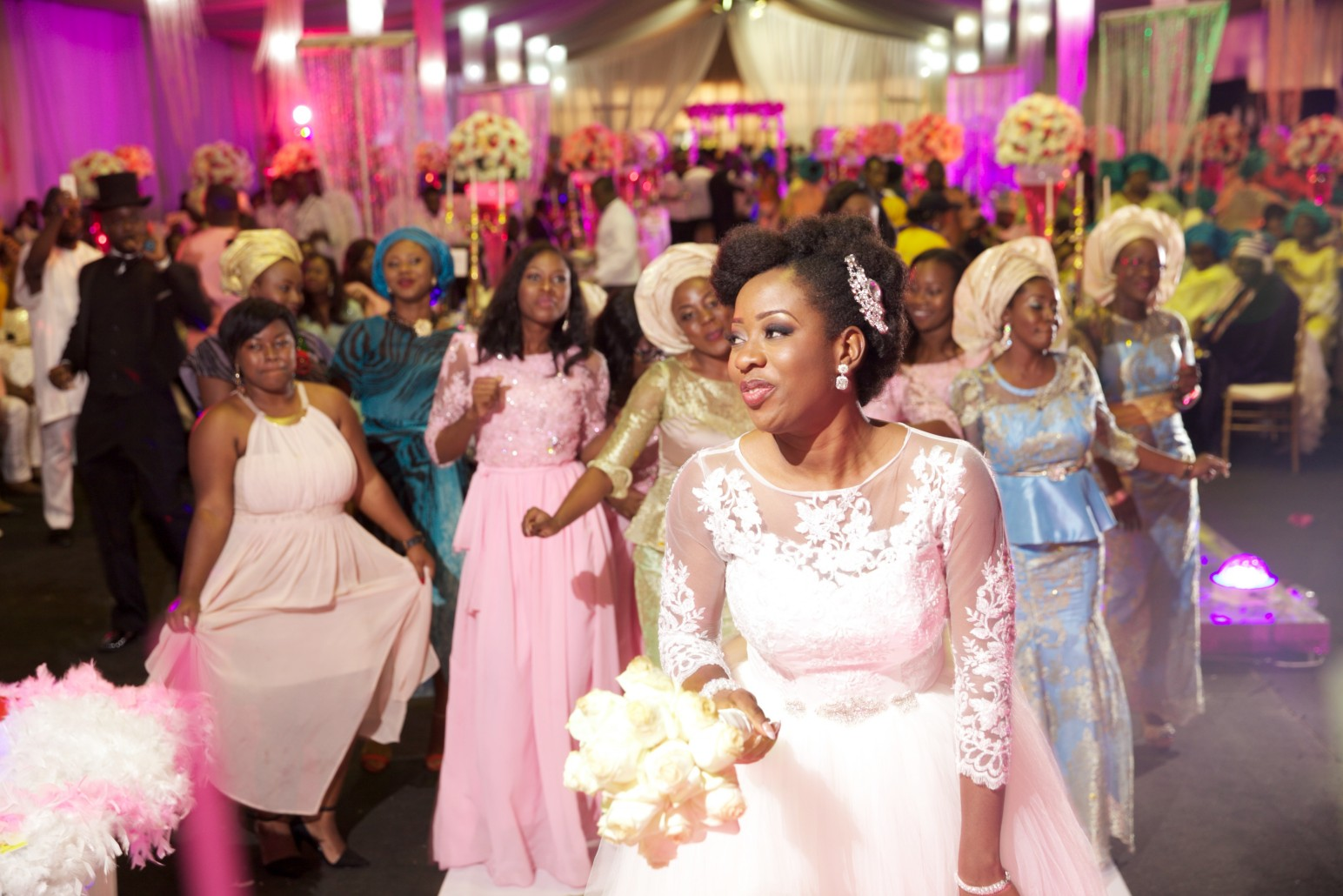 Nigerian wedding blogs giveaways