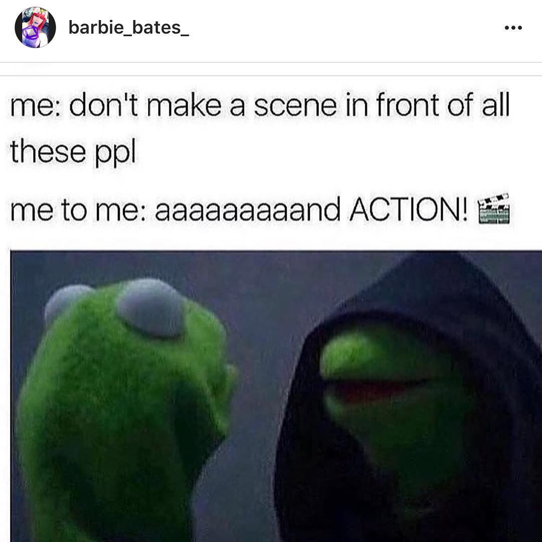 These Evil Kermit the Frog Memes are Too Funny and Relatable