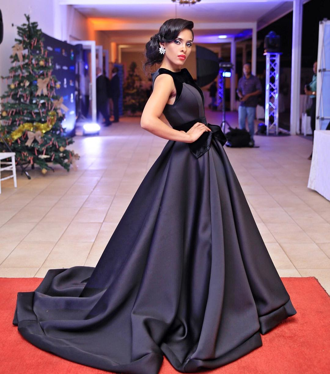 Lotd Ball Dress Inspo From Kefilwe Mabote Kamdora