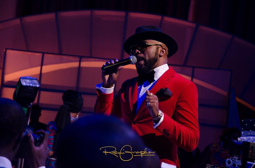 """2Face, Timi Dakolo, Banky W, Dbanj, Dr Sid, Burna Boy, Phyno & Others Performed at Chris Ubosi CEO """"Original Oga"""" of The Beat 99.9 FM 50th Birthday Party"""