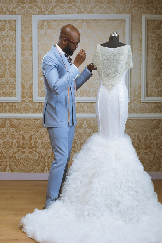 Top Nigerian Wedding Dress Designers You Should Get Acquainted With Kamdora