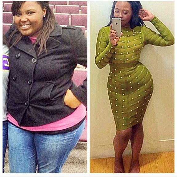 Olivia Patrice Is Our Weight Loss Inspo!