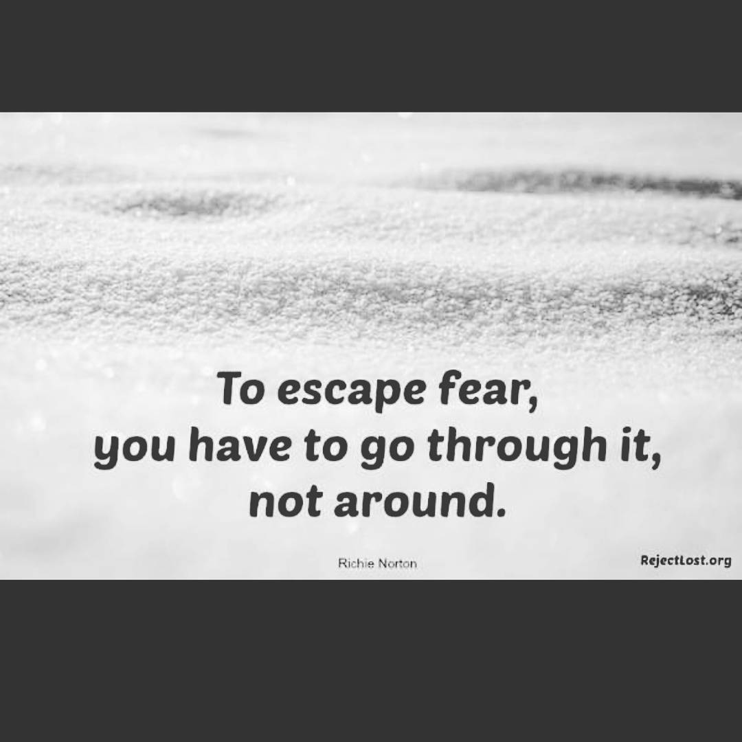 Daily Inspiration: In The Midst Of Fear