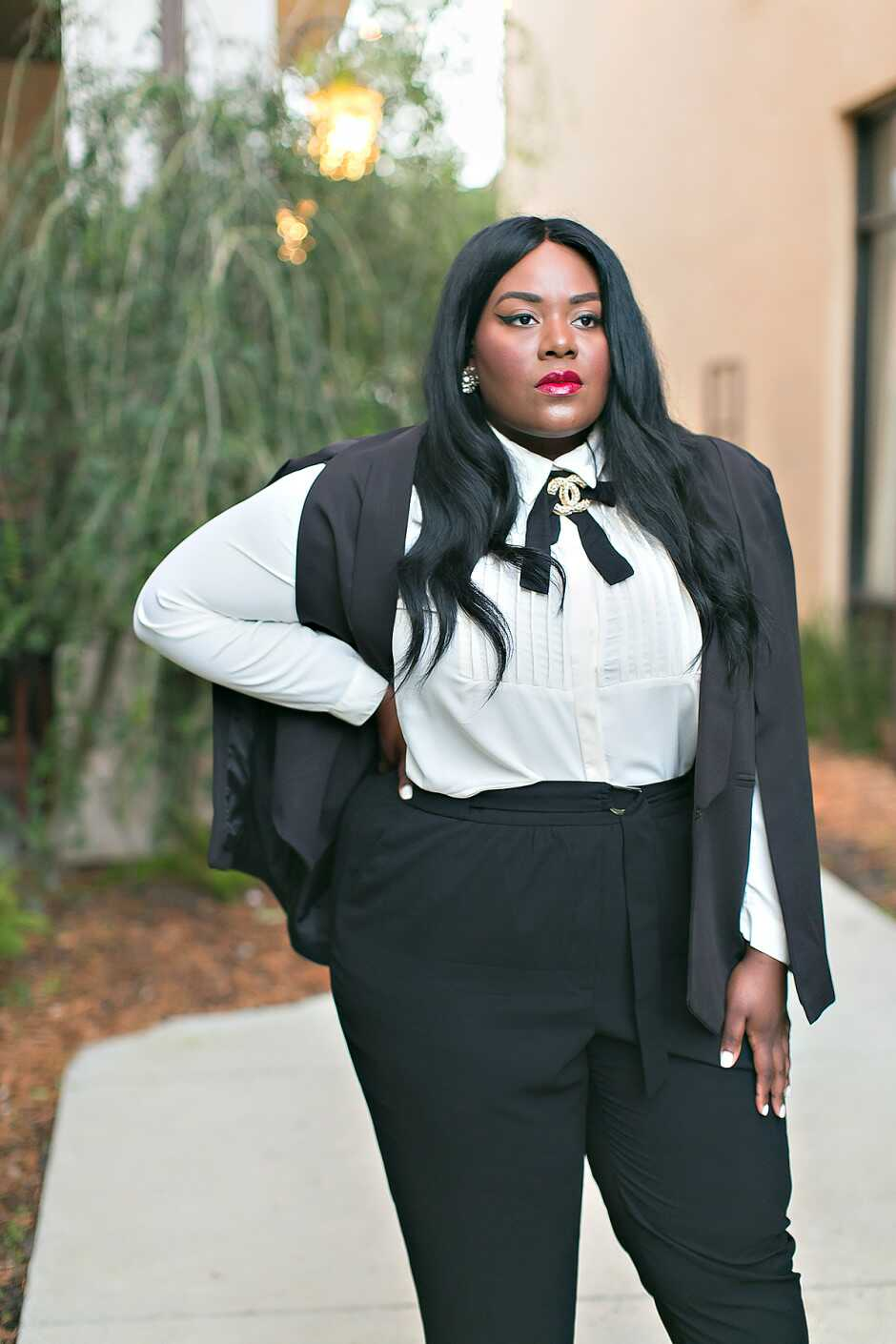 These Outfits Will Have The Plus Sized Females Looking 'Bad and Boujie'!