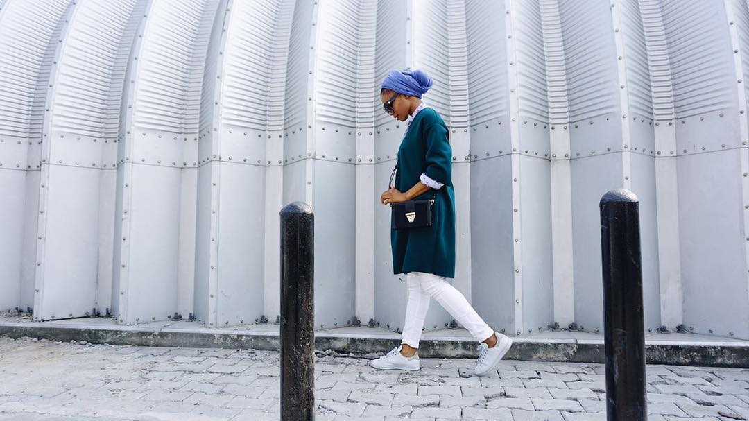 Look Of The Day: Stay Stylish And Modest With Hijabi Blogger Hafsah