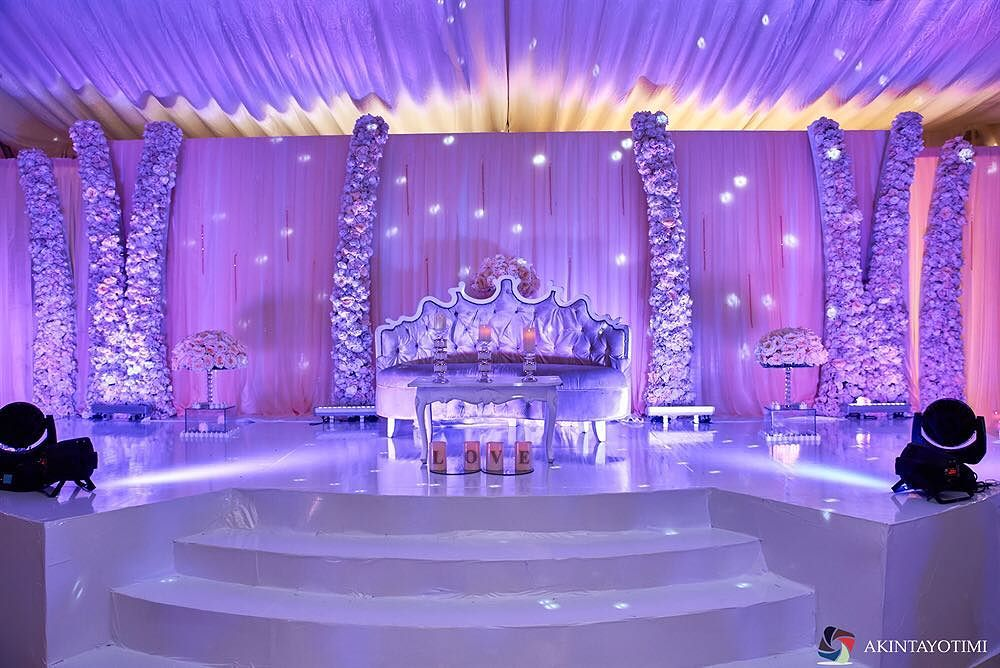 Nigerian wedding planner la heiress advice on setting a realistic pin it nigerian wedding planner la heiress advice on setting a realistic wedding budget junglespirit Choice Image