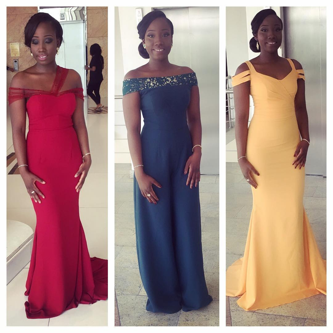 Pin It Triple Dose Of Gorgeousness Which Bridesmaids Dresses Will You Choose