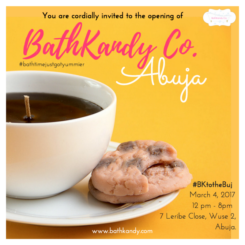 BathKandy Co. Is Set To Launch Their Store In Abuja!