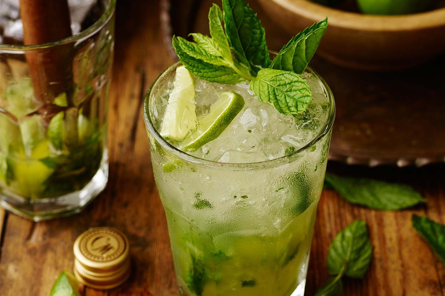 New Recipe Thursday: Quick Recipe On How To Make Mojito Cocktail At Home