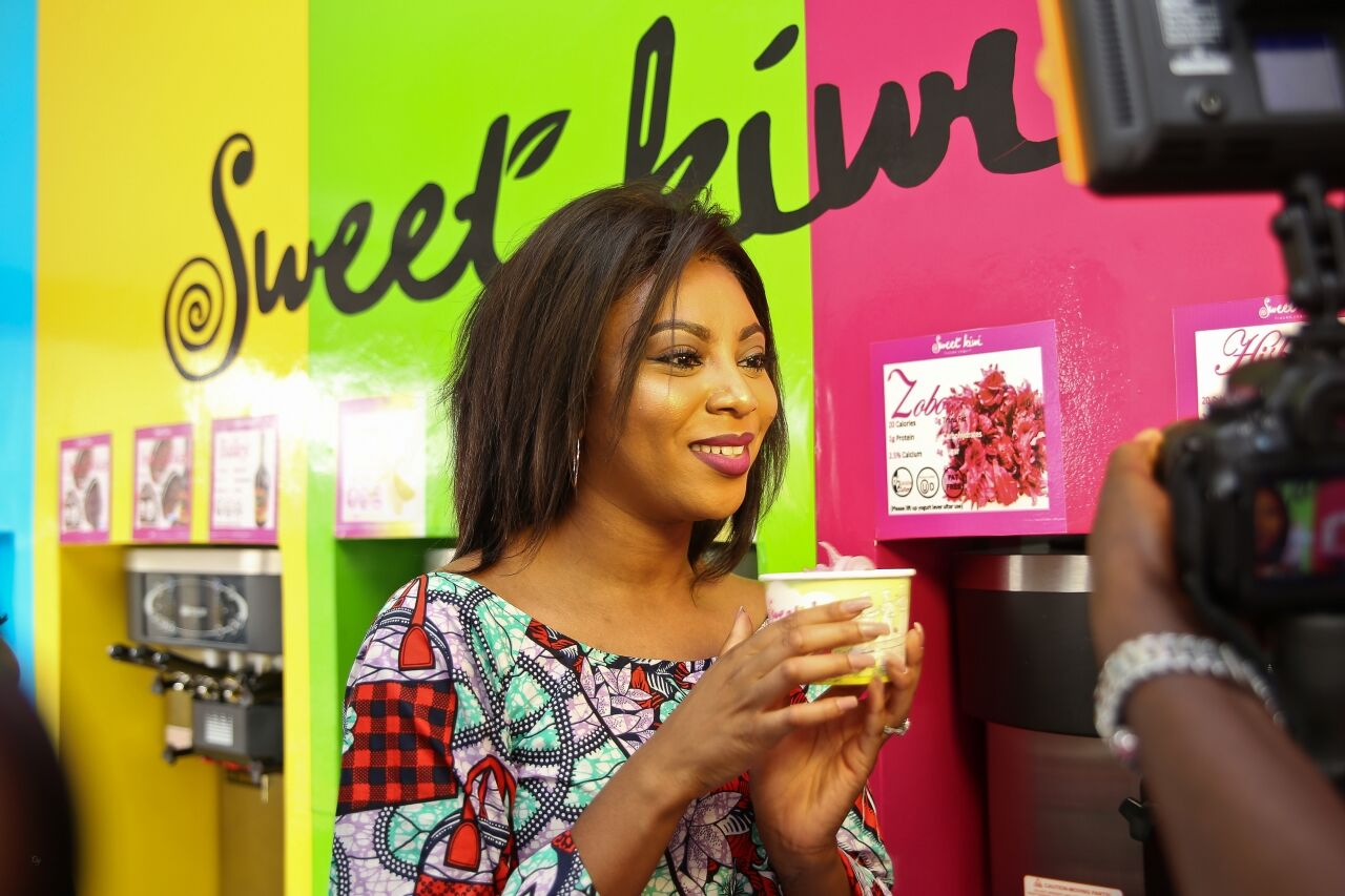 Sweet Kiwi Just Launched Their New Store In Victoria Island In Style!